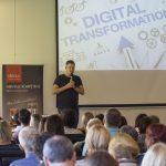 Mentalkongress 2018 Kristian Prinzjakowitsch redet über Digitale Transformation im Coaching