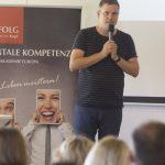 Mentalkongress 2018 Kristian Prinzjakowitsch redet über Gap im Coaching