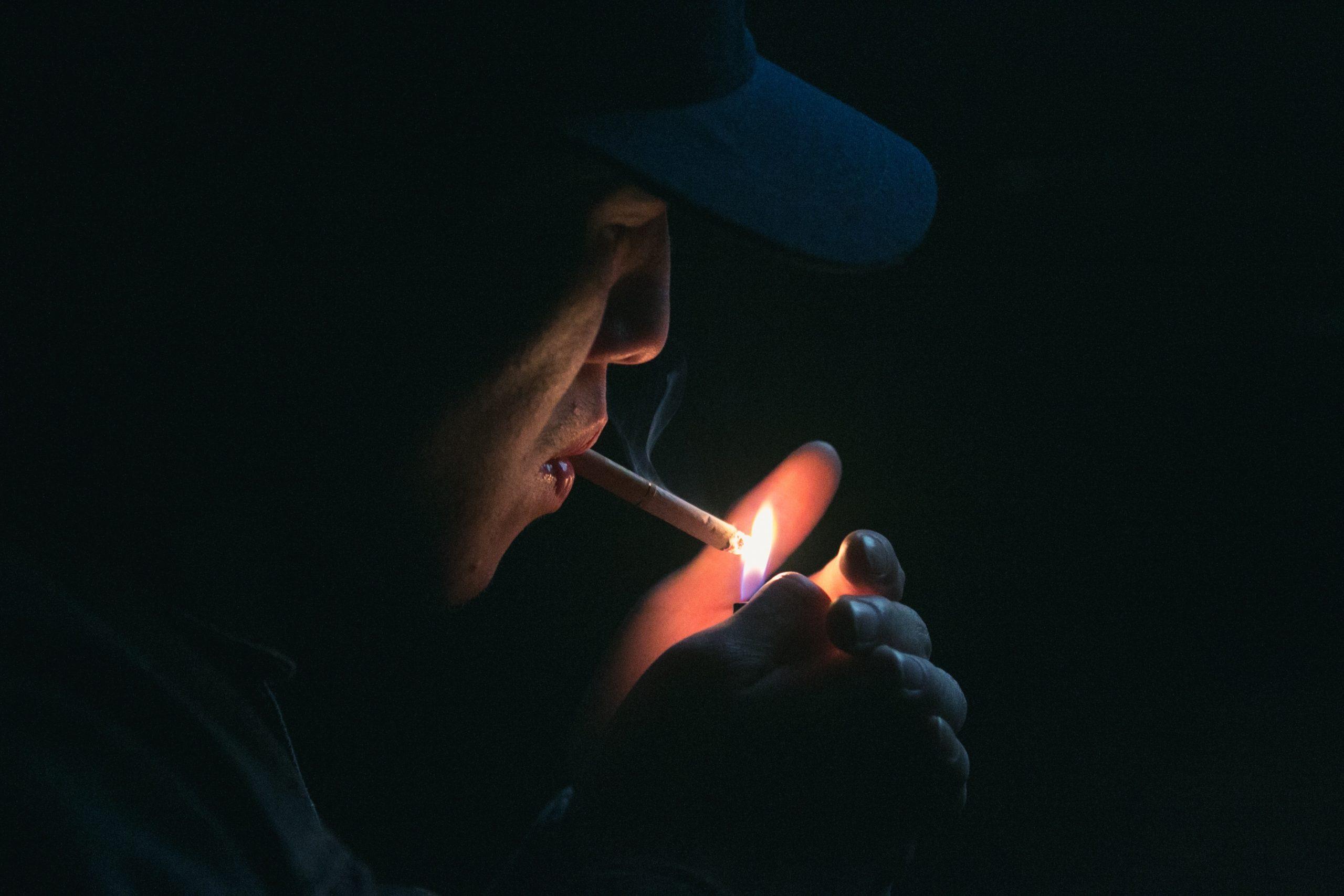 Sucht - Rauchen
