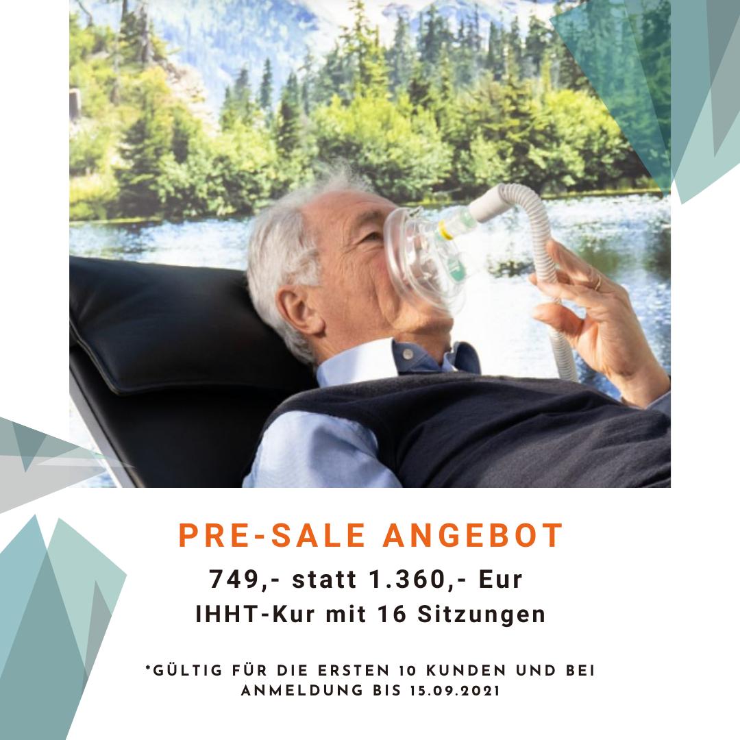 Presale Angebot IHHT 749